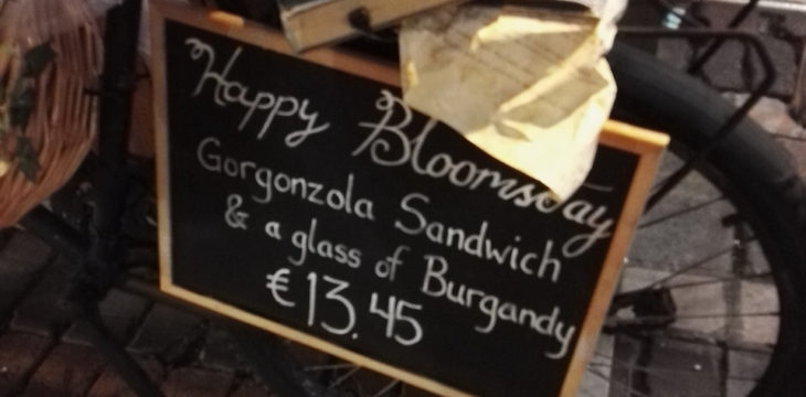 When in Dublin…